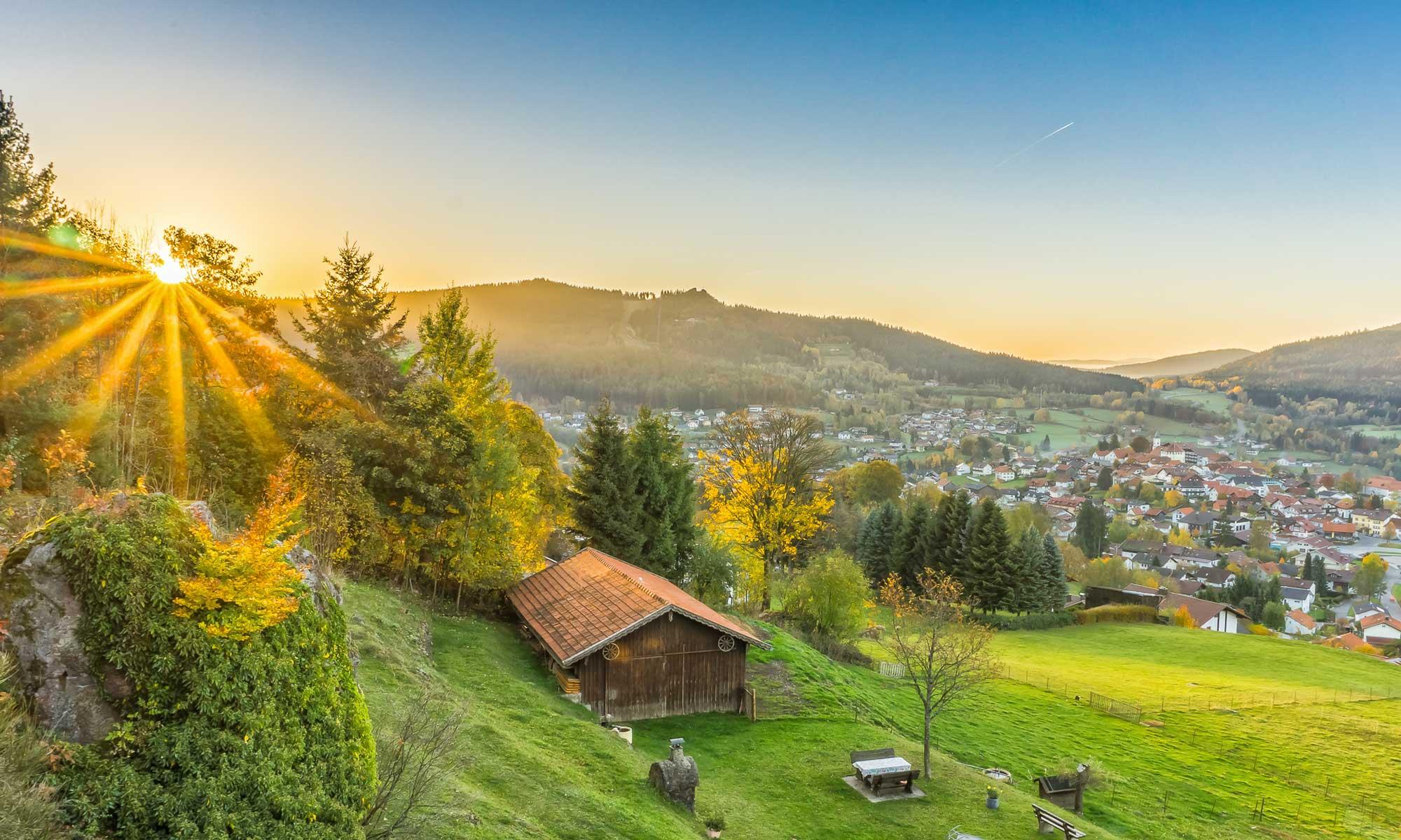 Bodenmais, Ferienort Nr. 1 im Bayerischen Wald